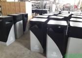 分类垃圾桶定制厂家发货长沙京桥国际城