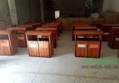 分类垃圾桶厂家专业定制分类果皮箱亮相深圳公园景区