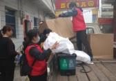 千个分类垃圾桶分发入户,加强村民环保意识