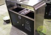 不同环境下选择哪种分类垃圾桶?
