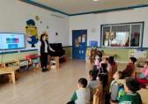 启航幼儿园积极开展垃圾分类宣传活动