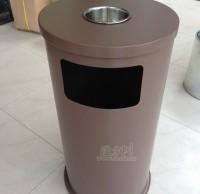 钢制烤漆垃圾桶