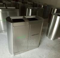 环保不锈钢垃圾桶