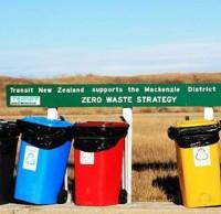 新西兰:垃圾分六类,家家三个桶