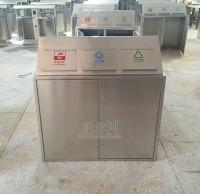 不锈钢分类桶 为环保贡献力量