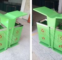 北京工业区分类垃圾桶添乐趣