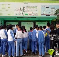 分类垃圾桶定制厂家  帮助学生实地学习垃圾分类环保
