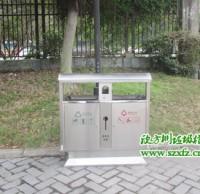 哈尔滨三区试点垃圾分类投放 示范小区设分类垃圾桶免费发垃圾袋