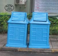 3100余分类垃圾桶放进浙江省直机关办公室