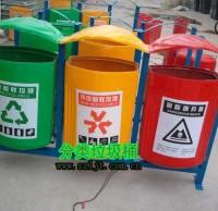户外垃圾桶材质有什么特点,选什么好
