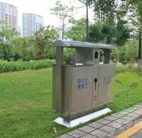 园林垃圾桶大全-公园垃圾桶种类介绍