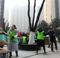 曲江新区:免费发放千余分类垃圾桶,让生活垃圾分类走进千家万户