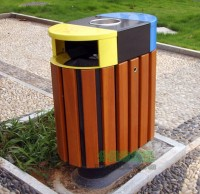分类环保园林垃圾桶