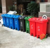 玻金塑纸塑料分类垃圾桶
