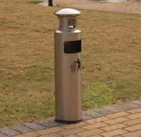 C-620圆形烟灰柱垃圾桶
