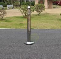厂家定制柱式不锈钢灭烟柱