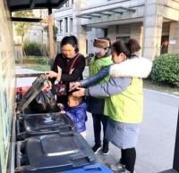扬州垃圾桶哪家好?欣方圳分类垃圾桶映出绿色生活