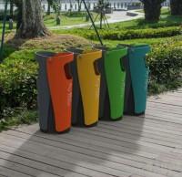 哈尔滨设置有毒有害分类垃圾箱
