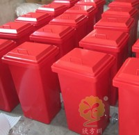烤漆垃圾桶的工艺与优点