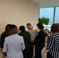 上海恒隆广场垃圾分类专题培训交流会