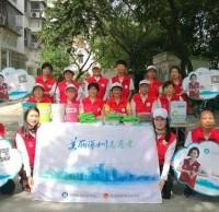 深圳开展了垃圾分类宣传活动