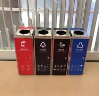 宜春推进生活垃圾分类和垃圾桶减量工作