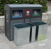 干湿分类垃圾桶热销款式