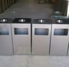 无烟灰缸不锈钢垃圾桶