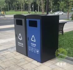 深圳市政道路分类垃圾箱体套桶桶罩