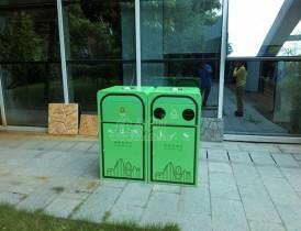 户外垃圾桶 与海南市民共筑和谐社会