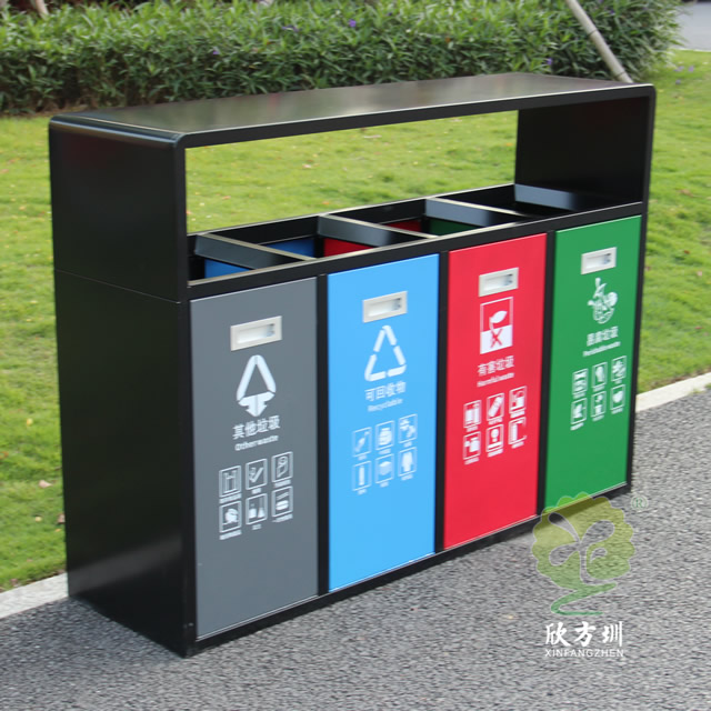 分类垃圾桶图片01