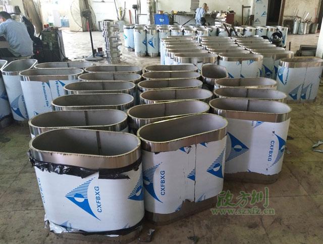 不锈钢分类垃圾桶焊接图